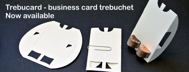 Trebucard Now Available